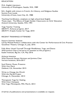 Microsoft Word - Jennifer New_resume2016.docx